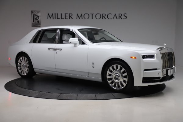 New 2020 Rolls-Royce Phantom for sale $545,200 at Pagani of Greenwich in Greenwich CT 06830 10