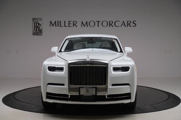 New 2020 Rolls-Royce Phantom for sale $545,200 at Pagani of Greenwich in Greenwich CT 06830 2