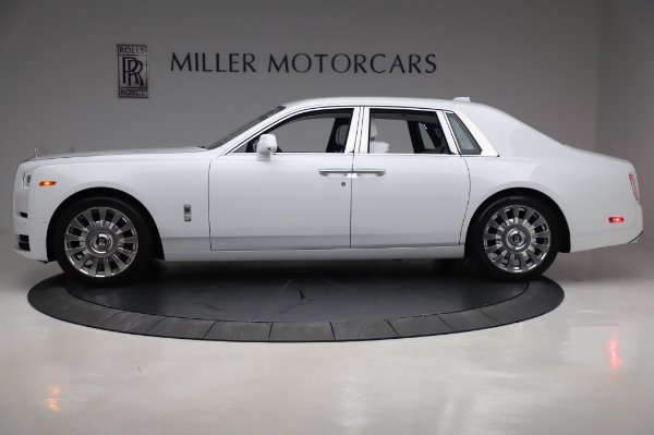 New 2020 Rolls-Royce Phantom for sale $545,200 at Pagani of Greenwich in Greenwich CT 06830 3