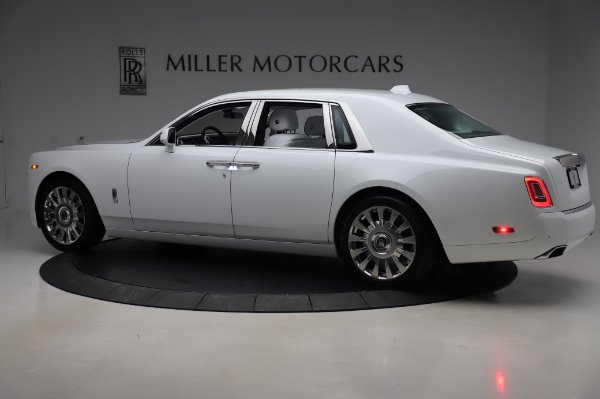 New 2020 Rolls-Royce Phantom for sale $545,200 at Pagani of Greenwich in Greenwich CT 06830 4