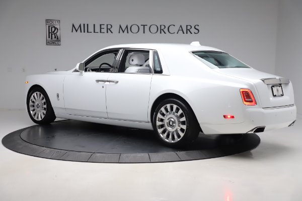 New 2020 Rolls-Royce Phantom for sale $545,200 at Pagani of Greenwich in Greenwich CT 06830 5