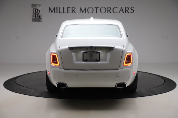 New 2020 Rolls-Royce Phantom for sale $545,200 at Pagani of Greenwich in Greenwich CT 06830 6