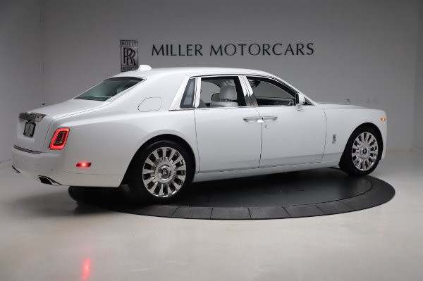 New 2020 Rolls-Royce Phantom for sale $545,200 at Pagani of Greenwich in Greenwich CT 06830 7