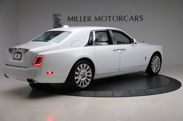 New 2020 Rolls-Royce Phantom for sale $545,200 at Pagani of Greenwich in Greenwich CT 06830 8