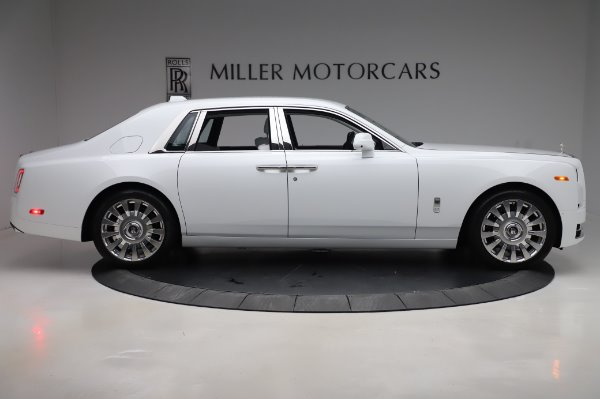New 2020 Rolls-Royce Phantom for sale $545,200 at Pagani of Greenwich in Greenwich CT 06830 9