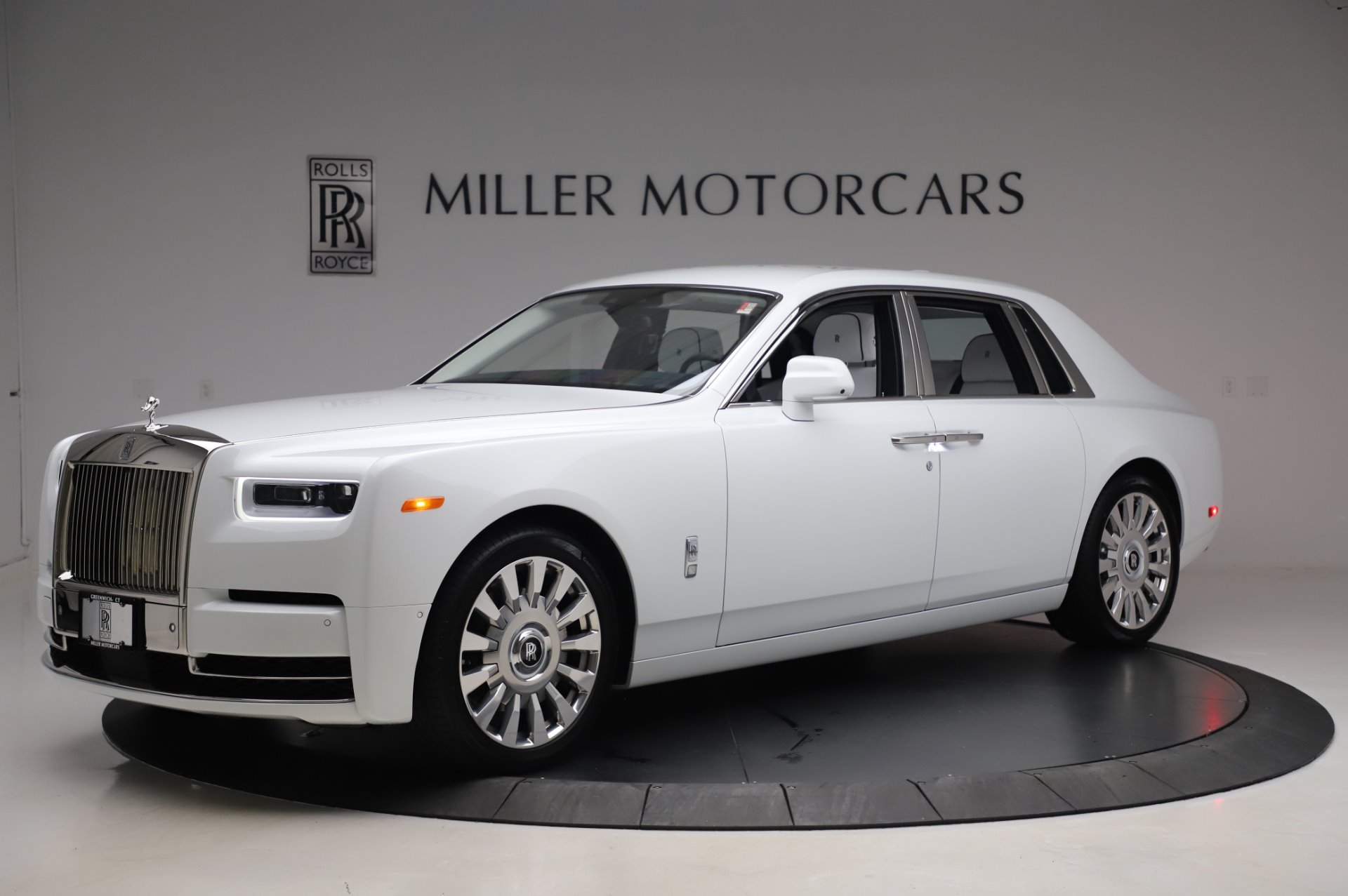 New 2020 Rolls-Royce Phantom for sale $545,200 at Pagani of Greenwich in Greenwich CT 06830 1