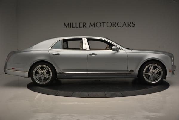 Used 2012 Bentley Mulsanne for sale Sold at Pagani of Greenwich in Greenwich CT 06830 10