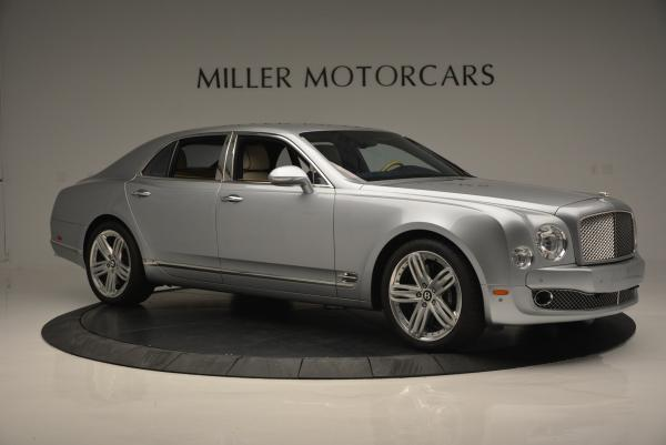 Used 2012 Bentley Mulsanne for sale Sold at Pagani of Greenwich in Greenwich CT 06830 11
