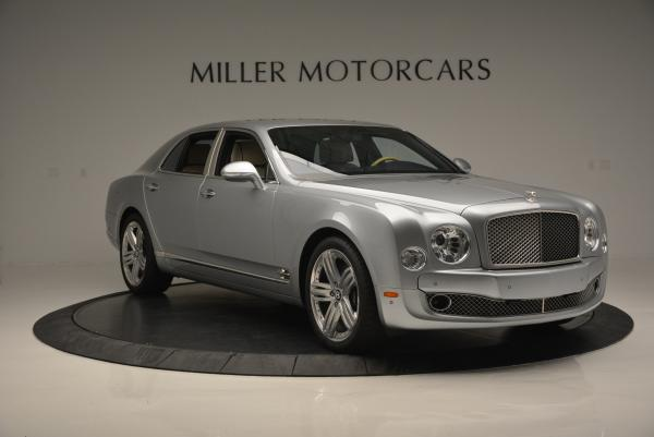 Used 2012 Bentley Mulsanne for sale Sold at Pagani of Greenwich in Greenwich CT 06830 12
