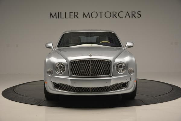 Used 2012 Bentley Mulsanne for sale Sold at Pagani of Greenwich in Greenwich CT 06830 13