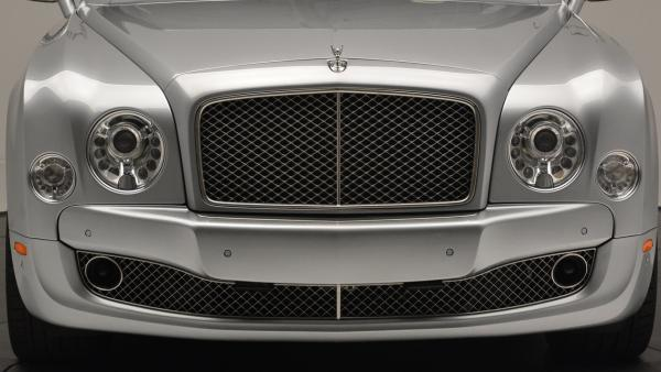 Used 2012 Bentley Mulsanne for sale Sold at Pagani of Greenwich in Greenwich CT 06830 14