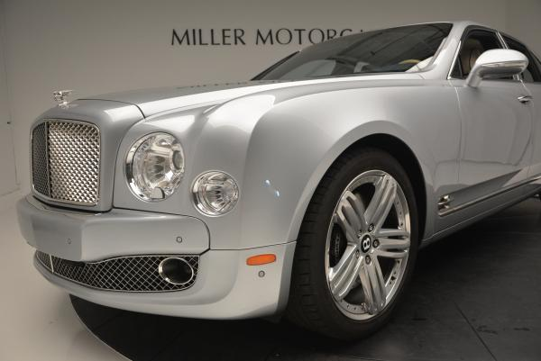Used 2012 Bentley Mulsanne for sale Sold at Pagani of Greenwich in Greenwich CT 06830 15