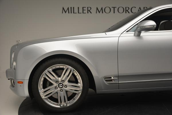 Used 2012 Bentley Mulsanne for sale Sold at Pagani of Greenwich in Greenwich CT 06830 16
