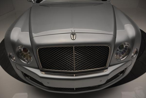 Used 2012 Bentley Mulsanne for sale Sold at Pagani of Greenwich in Greenwich CT 06830 17