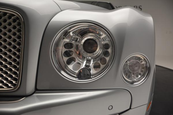 Used 2012 Bentley Mulsanne for sale Sold at Pagani of Greenwich in Greenwich CT 06830 18