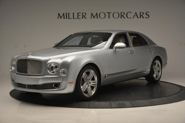 Used 2012 Bentley Mulsanne for sale Sold at Pagani of Greenwich in Greenwich CT 06830 2