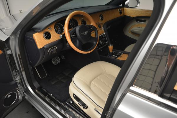Used 2012 Bentley Mulsanne for sale Sold at Pagani of Greenwich in Greenwich CT 06830 24