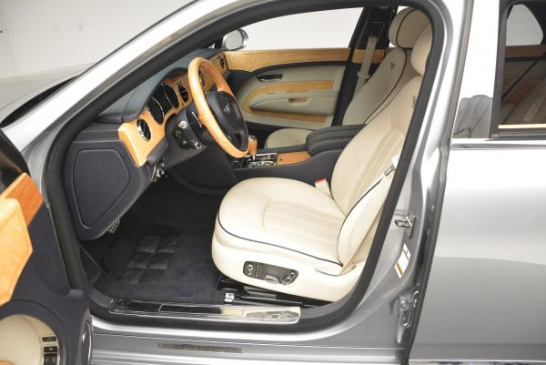 Used 2012 Bentley Mulsanne for sale Sold at Pagani of Greenwich in Greenwich CT 06830 25
