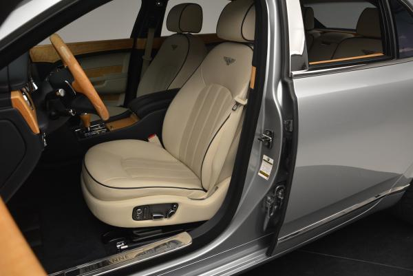 Used 2012 Bentley Mulsanne for sale Sold at Pagani of Greenwich in Greenwich CT 06830 26