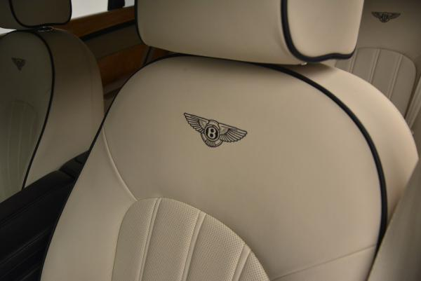 Used 2012 Bentley Mulsanne for sale Sold at Pagani of Greenwich in Greenwich CT 06830 27