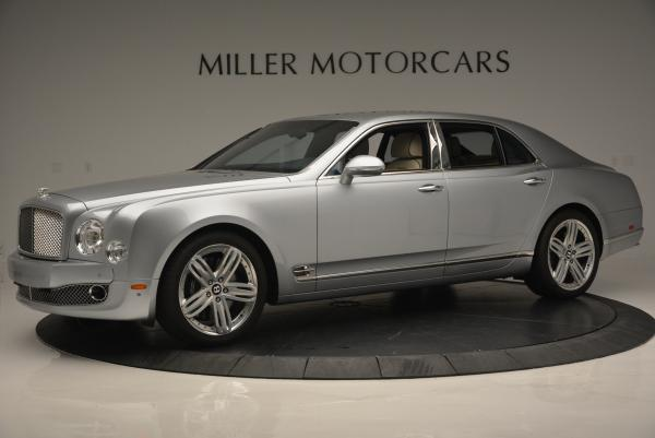 Used 2012 Bentley Mulsanne for sale Sold at Pagani of Greenwich in Greenwich CT 06830 3