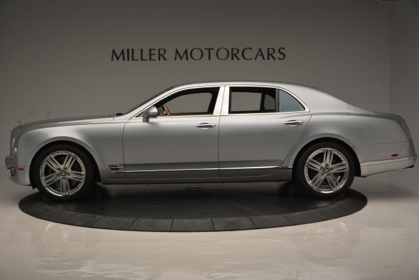 Used 2012 Bentley Mulsanne for sale Sold at Pagani of Greenwich in Greenwich CT 06830 4