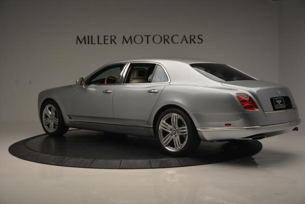 Used 2012 Bentley Mulsanne for sale Sold at Pagani of Greenwich in Greenwich CT 06830 5
