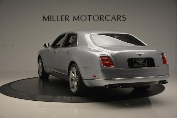 Used 2012 Bentley Mulsanne for sale Sold at Pagani of Greenwich in Greenwich CT 06830 6