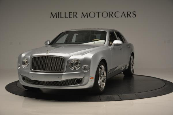 Used 2012 Bentley Mulsanne for sale Sold at Pagani of Greenwich in Greenwich CT 06830 1