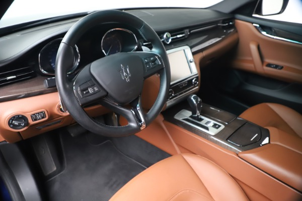 Used 2016 Maserati Quattroporte S Q4 for sale Sold at Pagani of Greenwich in Greenwich CT 06830 13