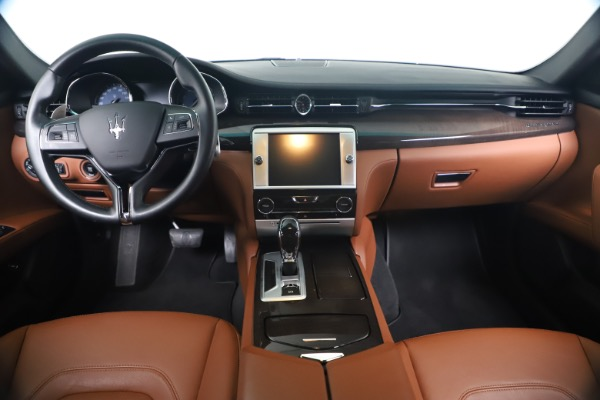 Used 2016 Maserati Quattroporte S Q4 for sale Sold at Pagani of Greenwich in Greenwich CT 06830 16