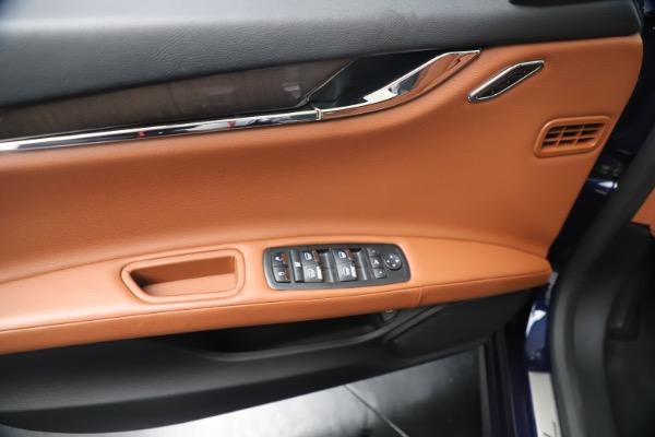 Used 2016 Maserati Quattroporte S Q4 for sale Sold at Pagani of Greenwich in Greenwich CT 06830 17