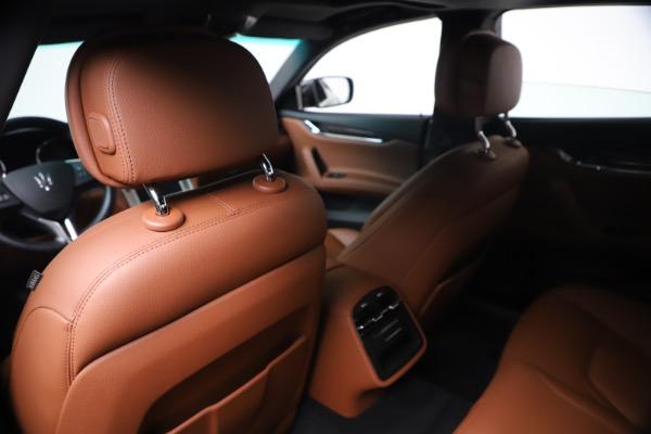 Used 2016 Maserati Quattroporte S Q4 for sale Sold at Pagani of Greenwich in Greenwich CT 06830 20