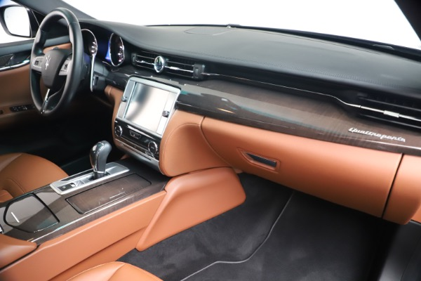 Used 2016 Maserati Quattroporte S Q4 for sale Sold at Pagani of Greenwich in Greenwich CT 06830 22