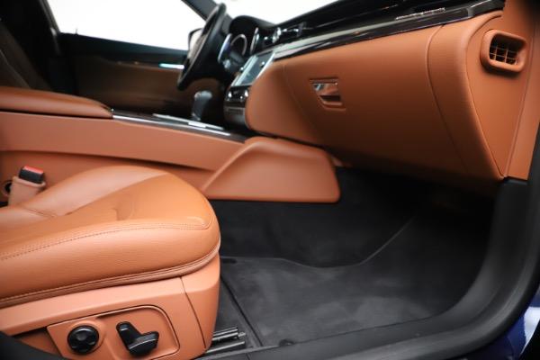 Used 2016 Maserati Quattroporte S Q4 for sale Sold at Pagani of Greenwich in Greenwich CT 06830 23