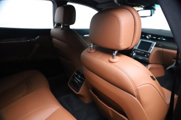 Used 2016 Maserati Quattroporte S Q4 for sale Sold at Pagani of Greenwich in Greenwich CT 06830 28