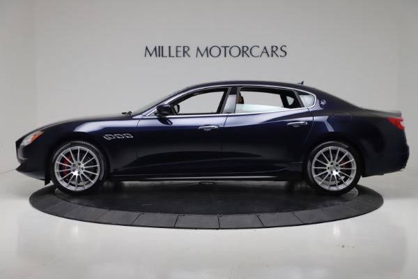 Used 2016 Maserati Quattroporte S Q4 for sale Sold at Pagani of Greenwich in Greenwich CT 06830 3