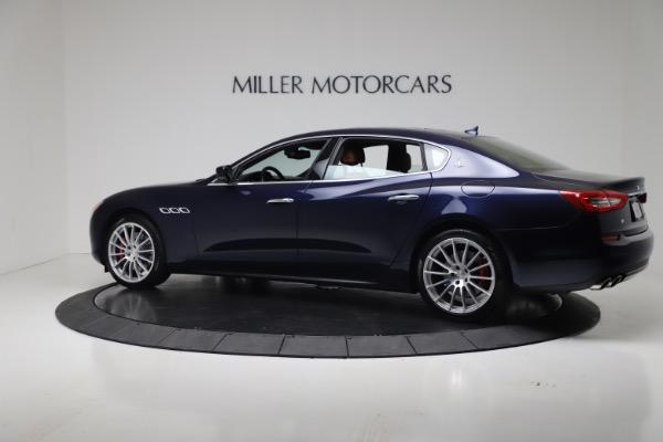 Used 2016 Maserati Quattroporte S Q4 for sale Sold at Pagani of Greenwich in Greenwich CT 06830 4