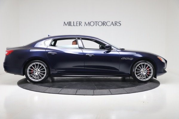 Used 2016 Maserati Quattroporte S Q4 for sale Sold at Pagani of Greenwich in Greenwich CT 06830 9
