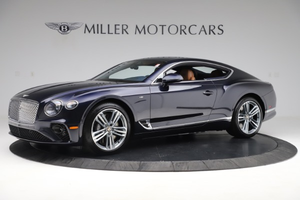New 2020 Bentley Continental GT V8 for sale Sold at Pagani of Greenwich in Greenwich CT 06830 2