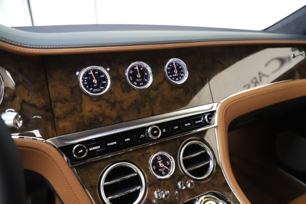 Used 2020 Bentley Continental GT V8 for sale $219,900 at Pagani of Greenwich in Greenwich CT 06830 24
