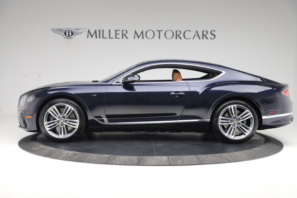 New 2020 Bentley Continental GT V8 for sale Sold at Pagani of Greenwich in Greenwich CT 06830 3