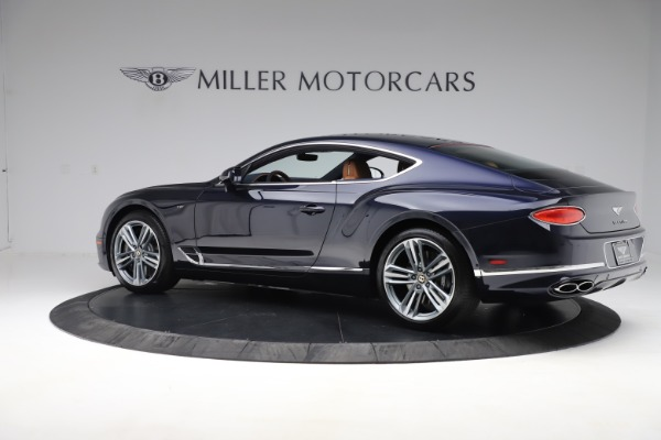 Used 2020 Bentley Continental GT V8 for sale $219,900 at Pagani of Greenwich in Greenwich CT 06830 4