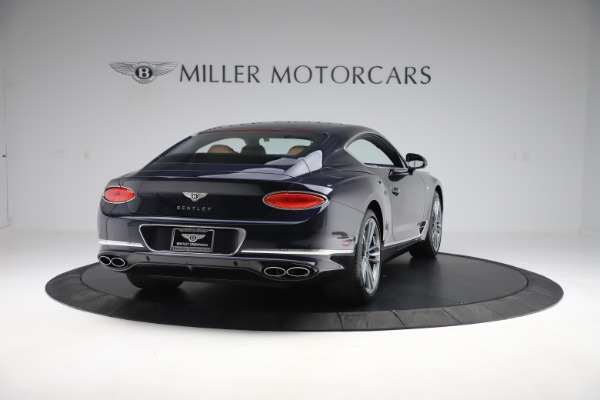New 2020 Bentley Continental GT V8 for sale Sold at Pagani of Greenwich in Greenwich CT 06830 7