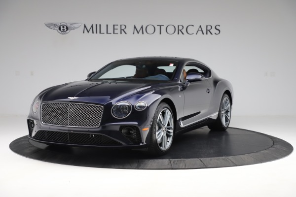 Used 2020 Bentley Continental GT V8 for sale $219,900 at Pagani of Greenwich in Greenwich CT 06830 1