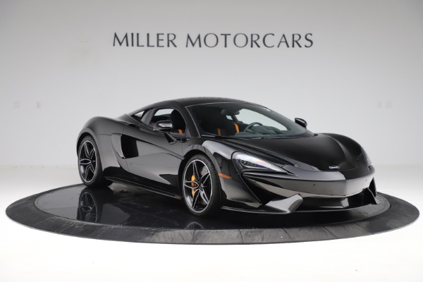 Used 2017 McLaren 570S Coupe for sale $161,900 at Pagani of Greenwich in Greenwich CT 06830 10