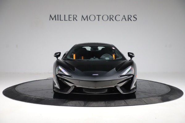 Used 2017 McLaren 570S Coupe for sale $161,900 at Pagani of Greenwich in Greenwich CT 06830 11