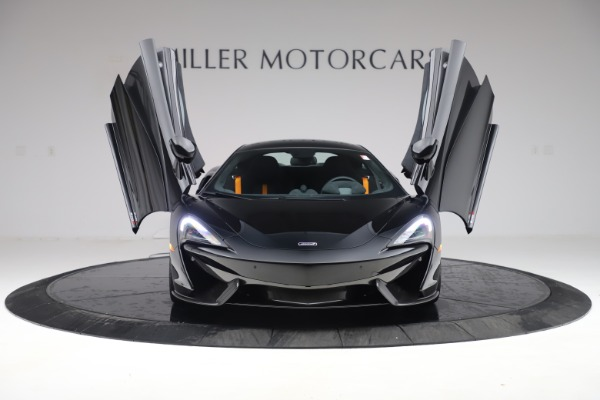 Used 2017 McLaren 570S Coupe for sale $161,900 at Pagani of Greenwich in Greenwich CT 06830 12