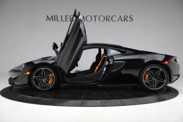 Used 2017 McLaren 570S Coupe for sale $161,900 at Pagani of Greenwich in Greenwich CT 06830 14