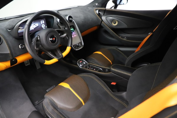 Used 2017 McLaren 570S Coupe for sale $161,900 at Pagani of Greenwich in Greenwich CT 06830 16